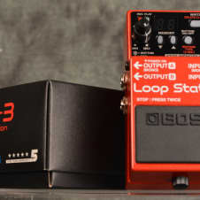 Boss RC-3 Loop Station STORE DEMO w/ FREE SAME DAY SHIPPING