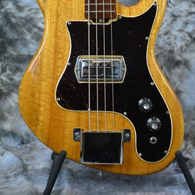 Rare 1960s MAXITONE Shortscale Bass by Ibanez Hoshino Japan for sale