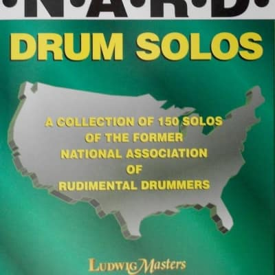 N.A.R.D. America's Drum Solos (2009 revised edition) (2009 revised edition) b
