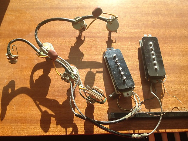 Vintage Gibson Wiring Harness on gibson es-335 wiring, gibson 50s wiring, gibson switch wiring, gibson les paul wiring mods,