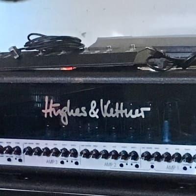 Hughes & Kettner Triamp MK1 head