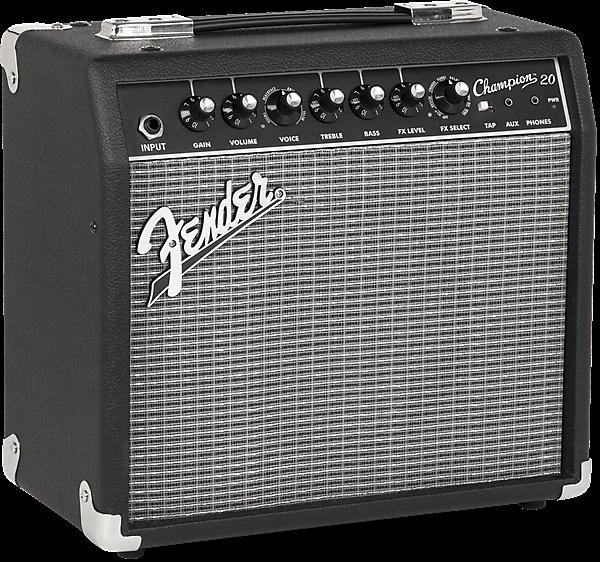 fender champion 20 combo guitar amplifier truetone music reverb. Black Bedroom Furniture Sets. Home Design Ideas