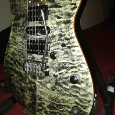 (UPGRADED) Harley Benton Fusion 2019 Charcoal for sale