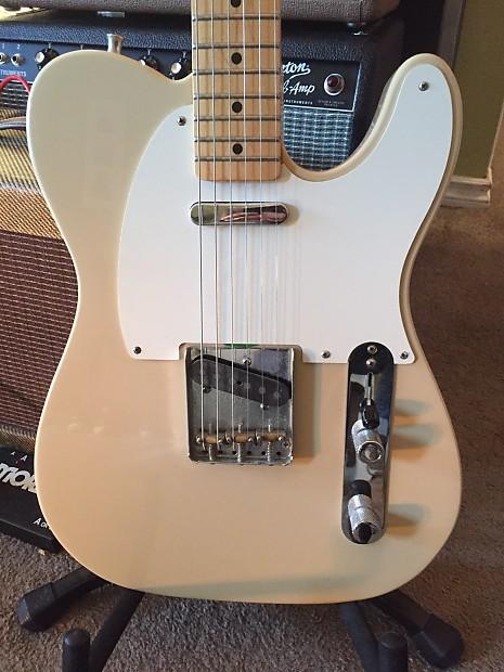 Baja Auto Sales >> Fender Baja Telecaster 2007 Desert Sand | Reverb