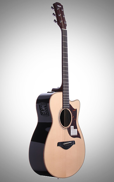 yamaha ac3r concert size cutway acoustic electric guitar reverb. Black Bedroom Furniture Sets. Home Design Ideas