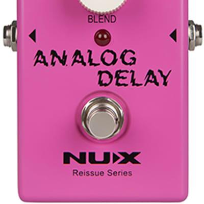 NuX Reissue Series Analog Delay