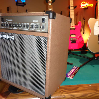 Genz Benz Shenandoah Acoustic Amp Tan for sale