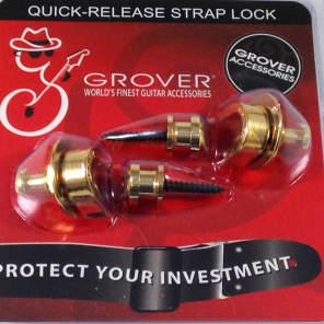 Grover GP800G Quick Release Strap Locks