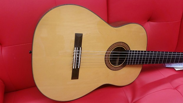 Martin C Tsh Thomas Humphrey Classical Guitar W Case New