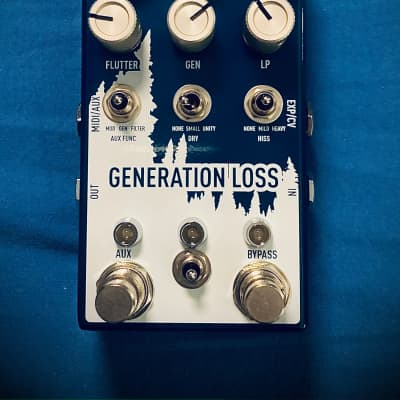 Chase Bliss Audio / Cooper FX Generation Loss