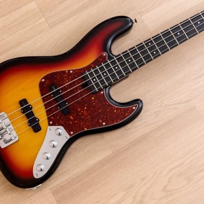 2004 Modulus Graphite VJ4 Vintage J Bass Sunburst Near Mint w/ Case for sale