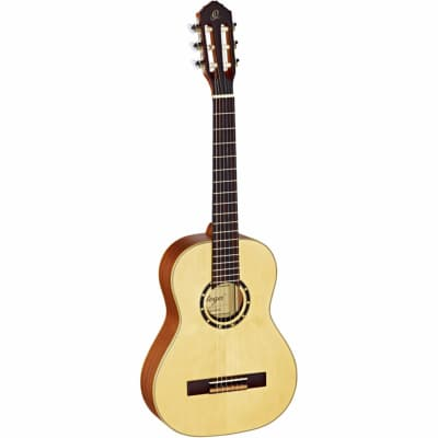 Ortega Family Series R121-1/2 Classical Guitar with Gig Bag for sale