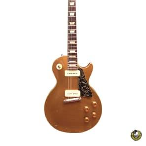 "Gibson  Les Paul Gold top 1954 Gold ""Artie'"