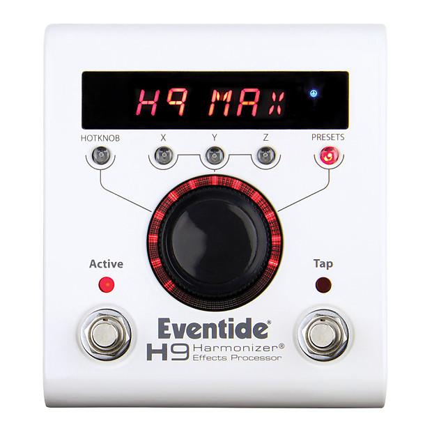 eventide h9 max harmonizer multi effect pedal all 49. Black Bedroom Furniture Sets. Home Design Ideas