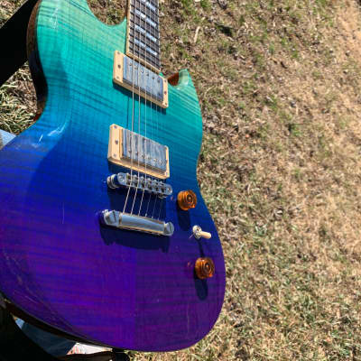 ESP USA Viper 2019 Blue Fade for sale