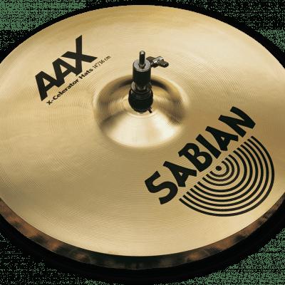 """Sabian 14"""" AAX X-Celerator Hats - 2140XL"""