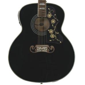 Fishbone  Acoustic Jumbo BLK200  Black