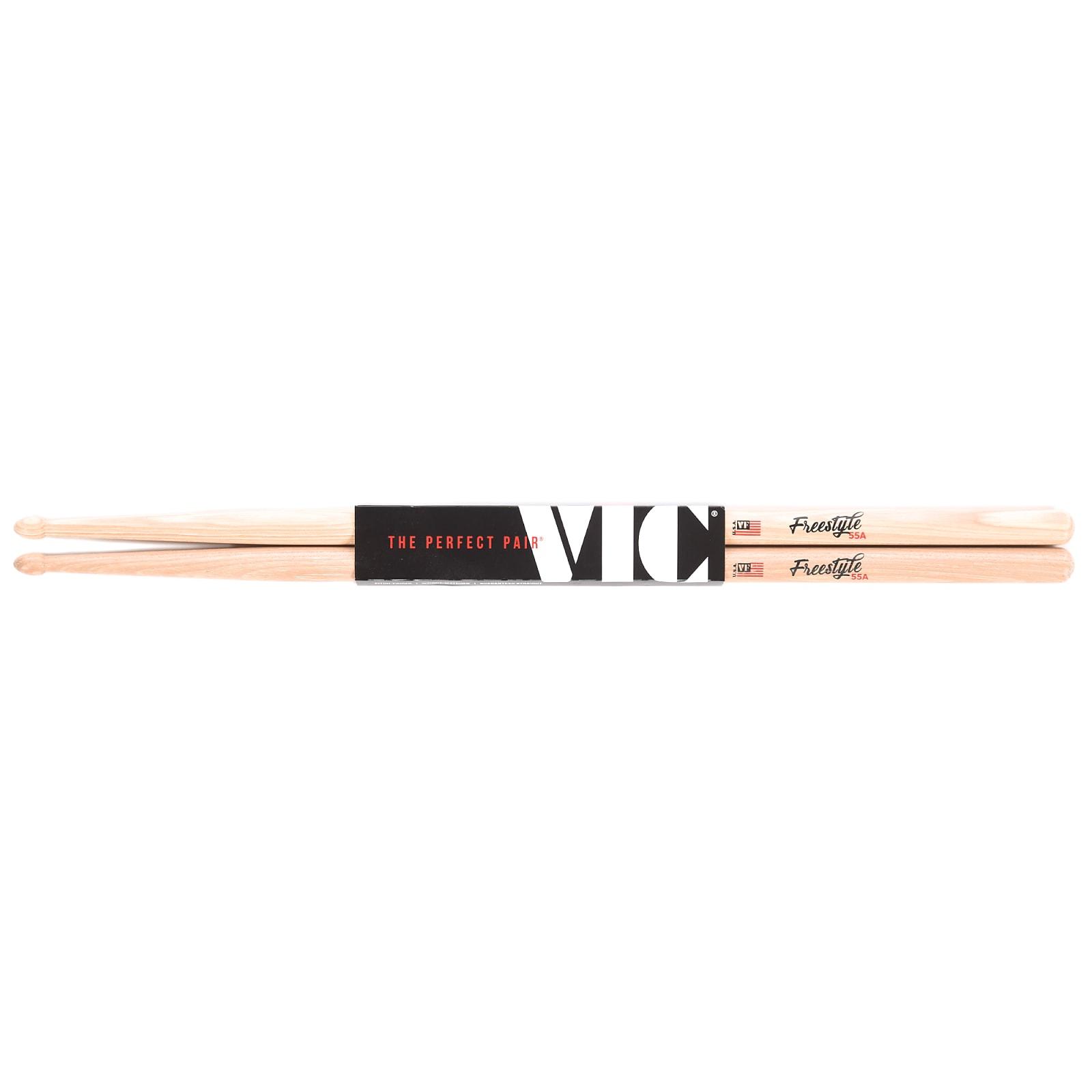 6 Paar Vic Firth 55A American Classic Sticks  *Bundle*