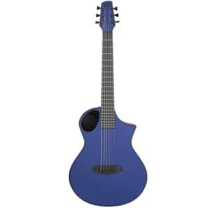 Composite Acoustics Cargo ELE Travel Guitar w/ Electronics Red