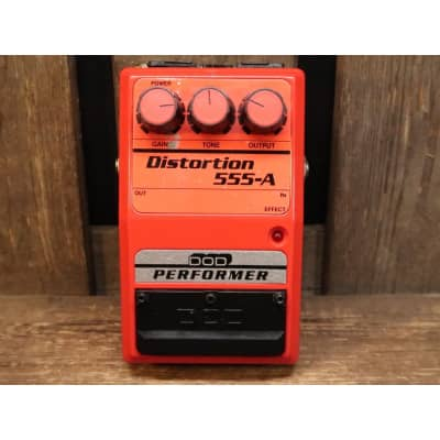 DOD Performer 555-A Distortion for sale