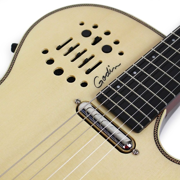 Brand New Godin Multiac Spectrum Sa Acoustic Electric