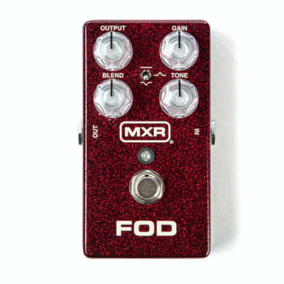 MXR M251 FOD Drive Overdrive Pedal