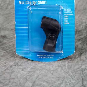 Shure A57F Mic Holder Clip for SM62, SM63, SM63L, SM81, VP64, AMS26 Mics
