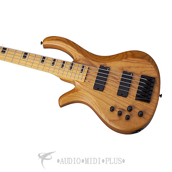 schecter riot 5 session lh maple fretboard electric bass aged reverb. Black Bedroom Furniture Sets. Home Design Ideas