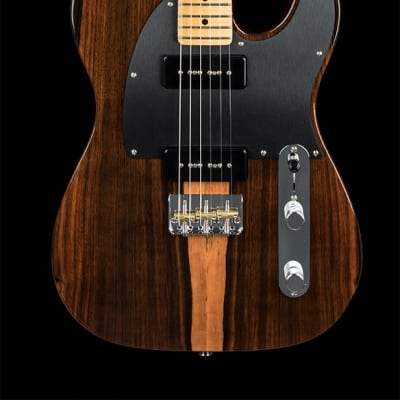 Fender 2017 Limited Edition Malaysian Blackwood Telecaster 90 #35008 for sale