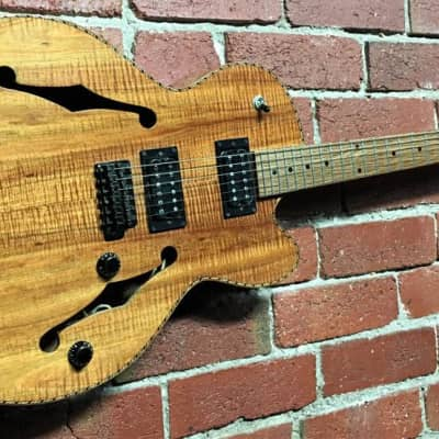 Tomkins Custom Guitar - 2001 for sale