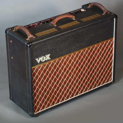 "Vox AC30TB 30th Anniversary Top Boost Limited Edition 3-Channel 30-Watt 2x12"" Guitar Combo"