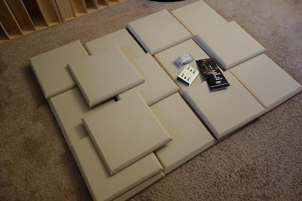 primacoustic london 8 room kit acoustic treatment panels reverb. Black Bedroom Furniture Sets. Home Design Ideas