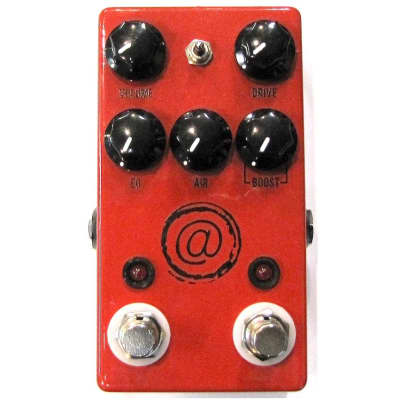 JHS Andy Timmons Plus Channel Overdrive Distortion Guitar Pedal! AT+ image