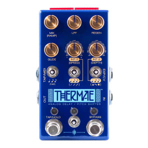Chase Bliss Audio Thermae Delay & Harmonizer Pedal
