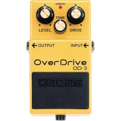 Boss OD3 Overdrive for sale