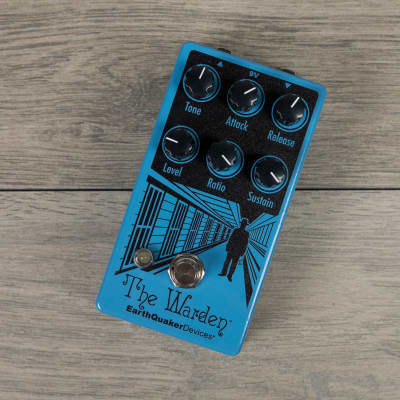 EarthQuaker Devices Warden V2 Optical Compressor for sale
