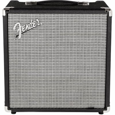 "Fender Rumble 25 V3 25W 1x8"" Lightweight Bass Guitar Combo Amplifier Amp 120V"
