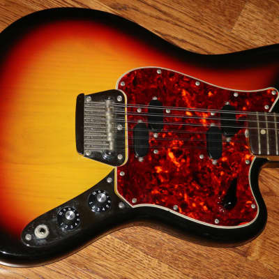 1966 Fender  Electric XII   Sunburst  (FEE1044) for sale
