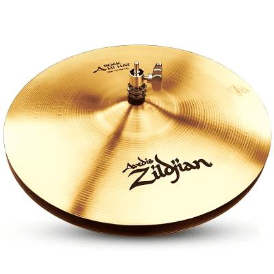 """Zildjian 14"""" A Series Quick Beat Hi-Hat Cymbals (Pair) 1982 - 2012"""