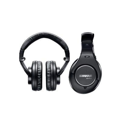 Shure headphone SRH840