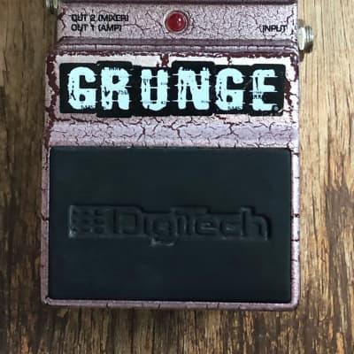 Digitech Grunge Distortion Pedal for sale