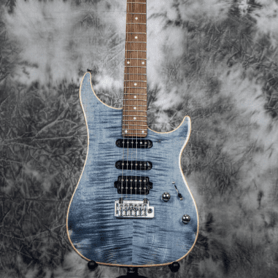 Vigier Excalibur Ultra Blues Liquid Safire for sale
