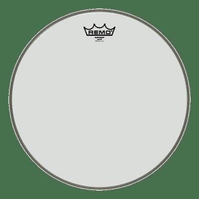 """Remo 10"""" Emperor Clear Drum Head w/ Video Link"""