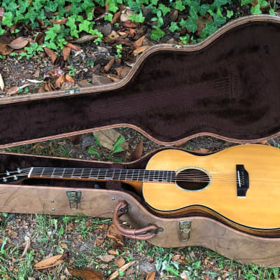 Everett Mini Jumbo acoustic guitar with p/up for sale