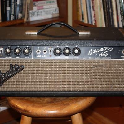 Fender Bassman Head 1965