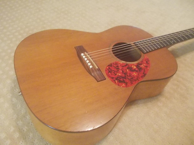 539dcc847b Vintage 1991 Seagull S6 acoustic electric guitar Book Matched | Reverb