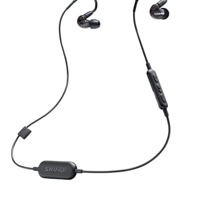 Shure SE215-K-BT1 Wireless Sound Isolating Bluetooth Earphones