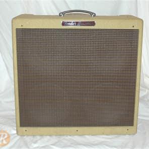 """Fender '59 Bassman Reissue 45-Watt 4x10"""" Guitar Combo 1990 - 2003"""