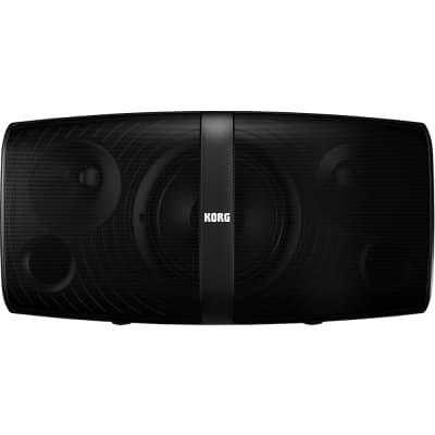 Korg KONNECT Portable Stereo Bluetooth Powered Performance PA Speaker System
