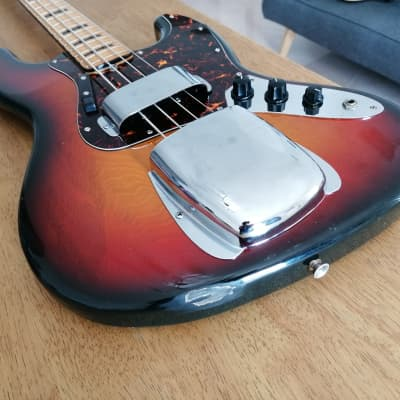 Rare Vintage 1976 Cimar Ibanez Jazz Bass Made in Japan @ Lawsuit Fender, greco, Jv, Gibson, mij maya for sale